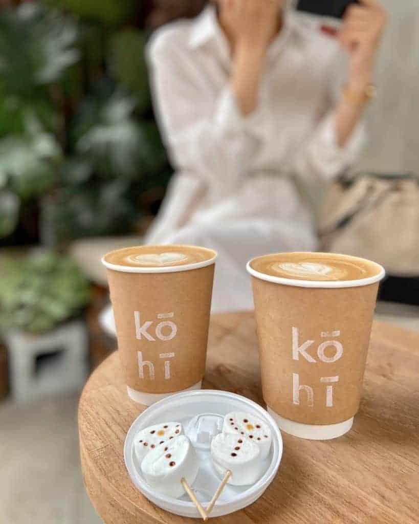 台北 / Kōhī Bar 捷運信義安和質感戶外咖啡 3
