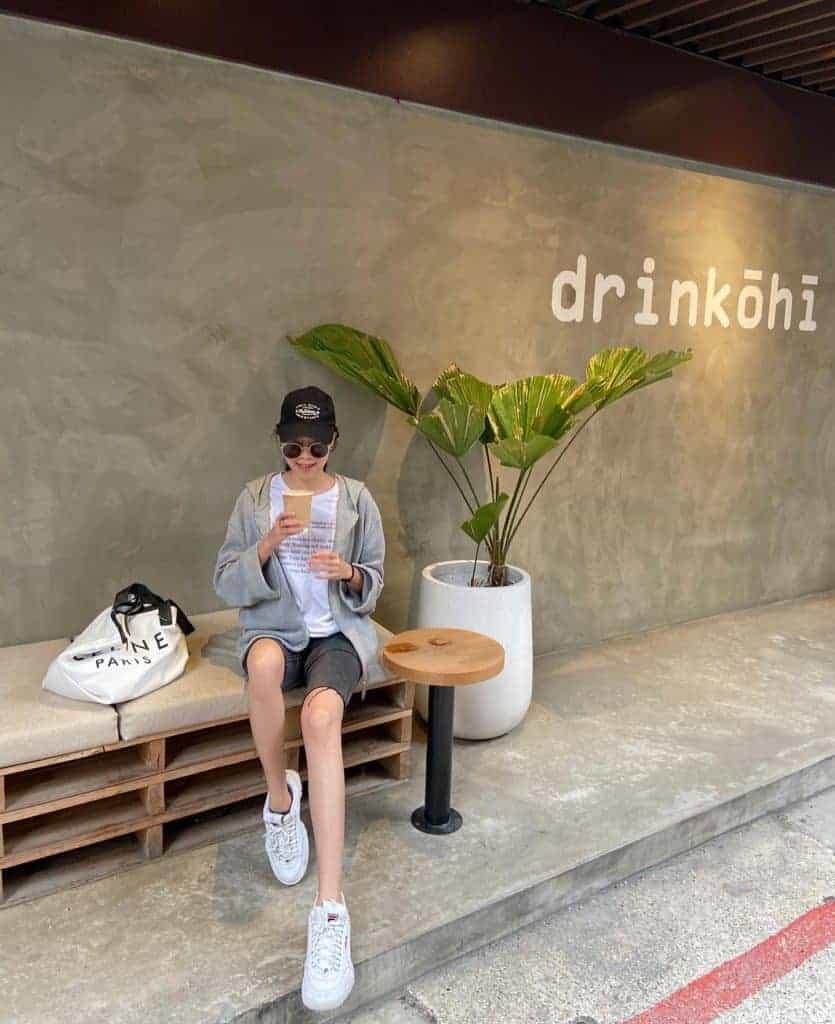 台北 / Kōhī Bar 捷運信義安和質感戶外咖啡 2