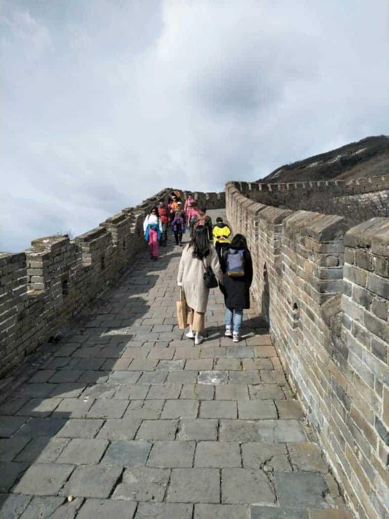 北京自由行/終於登上世界遺產-萬里長城-慕田峪長城自助教學攻略 9
