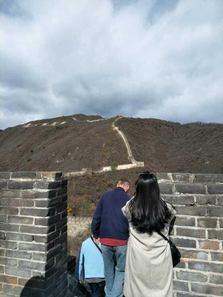 北京自由行/終於登上世界遺產-萬里長城-慕田峪長城自助教學攻略 12