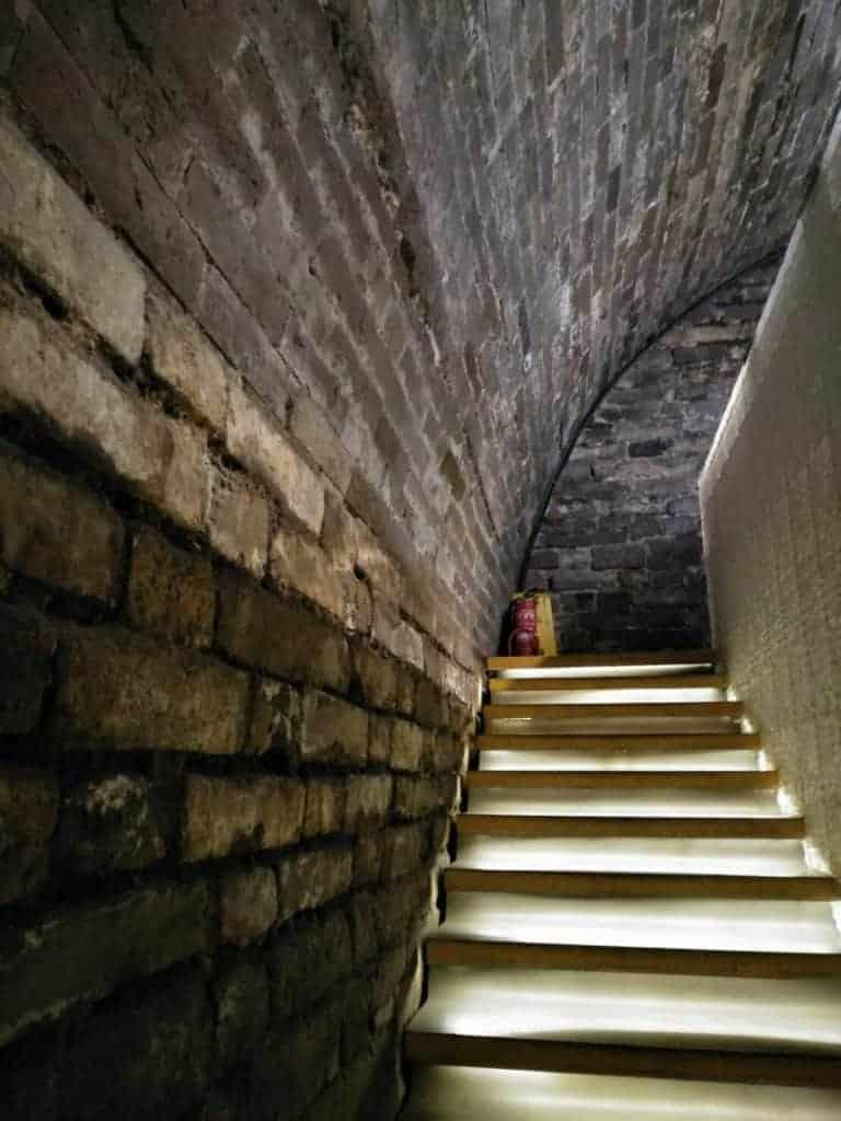 北京自由行/故宮裡的秘境-故宮冰窖餐廳 5