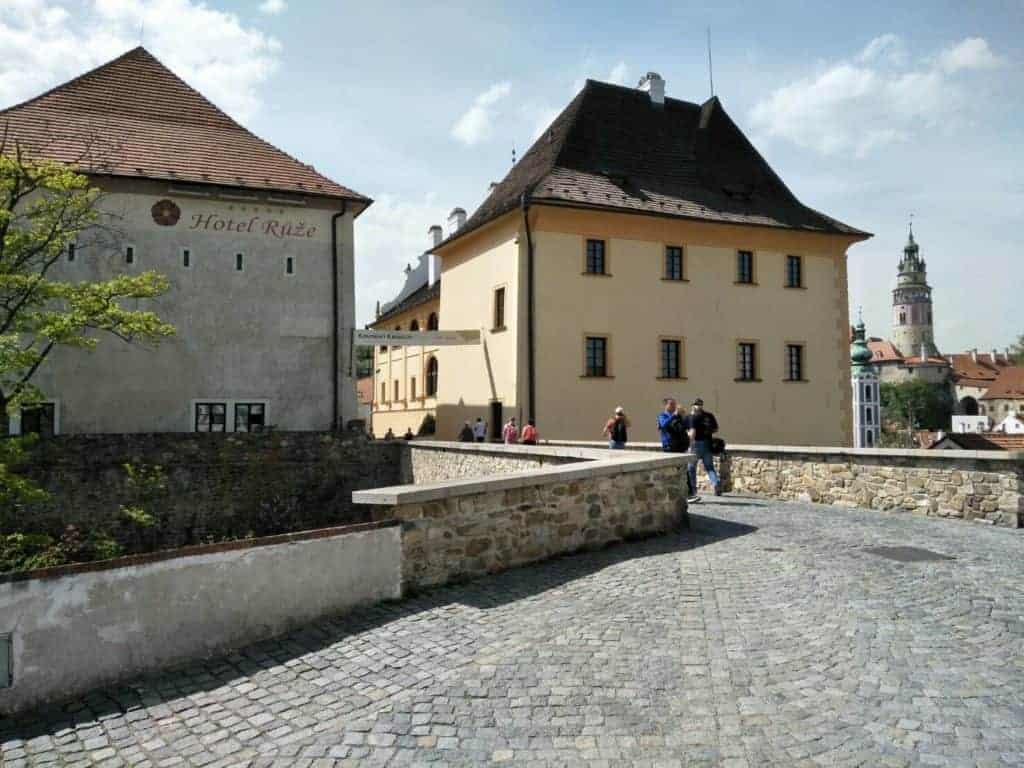 捷克CK小鎮|庫倫洛夫Český Krumlov!景點、交通、住宿分享 4