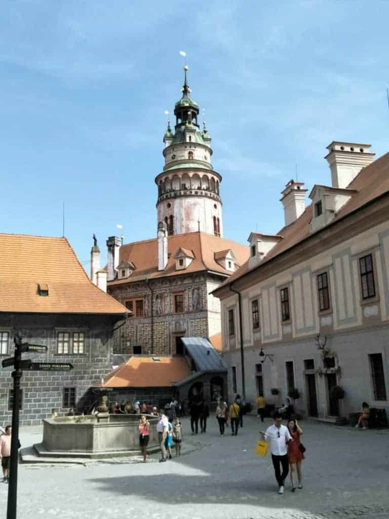 捷克CK小鎮|庫倫洛夫Český Krumlov!景點、交通、住宿分享 5