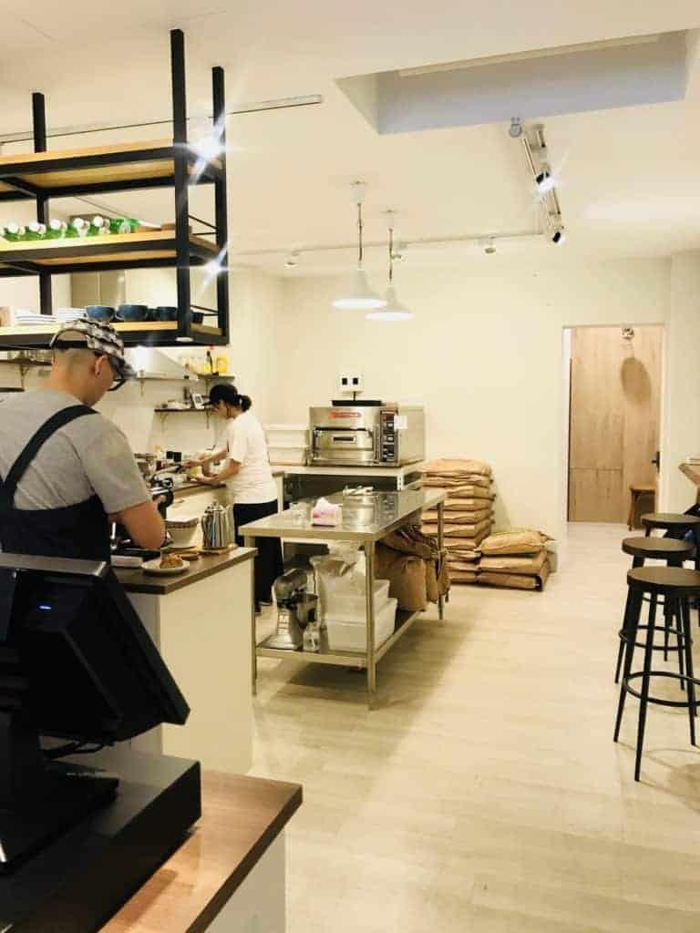台北行天宮美食-璞家工作室 自製酸種麵包質感咖啡廳 4