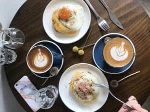 台北行天宮美食-璞家工作室 自製酸種麵包質感咖啡廳 1