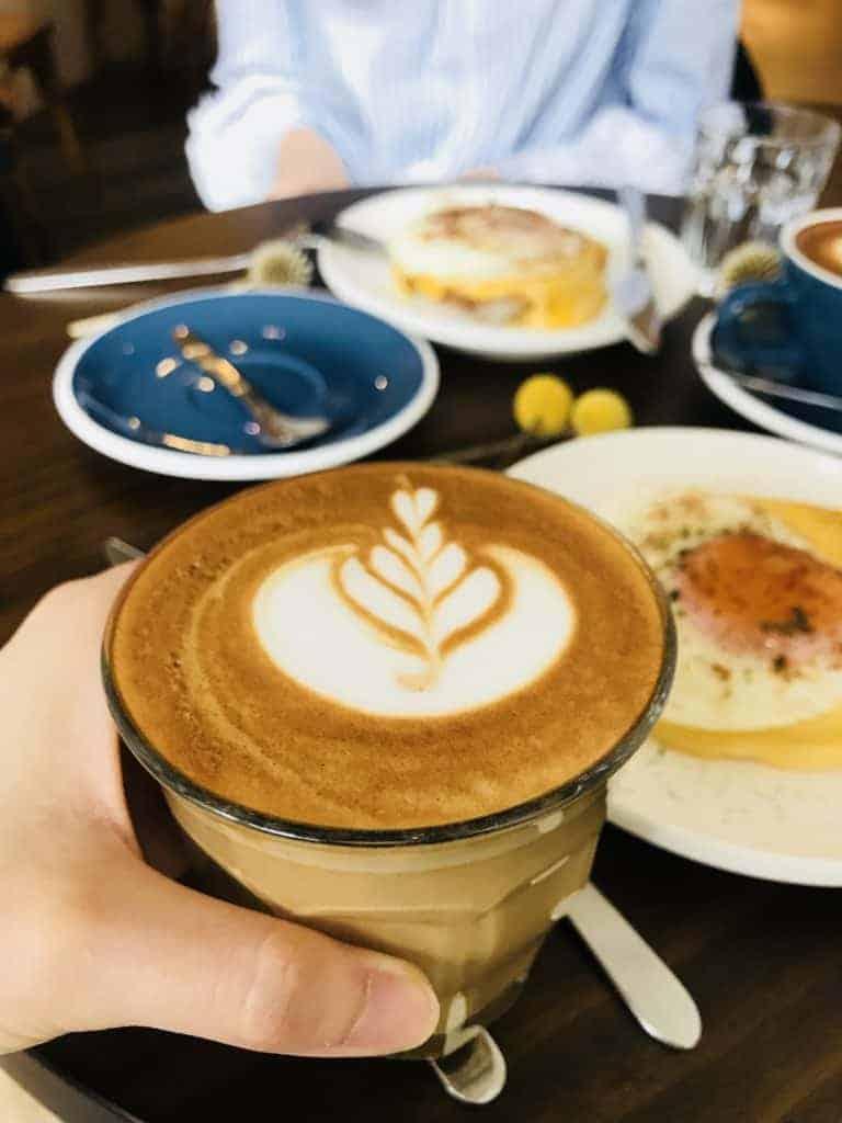 台北行天宮美食-璞家工作室 自製酸種麵包質感咖啡廳 9