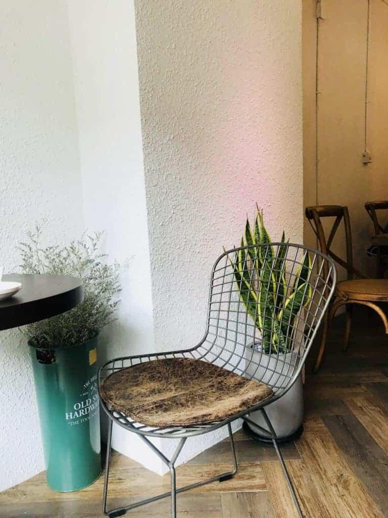 台北行天宮美食-璞家工作室 自製酸種麵包質感咖啡廳 10