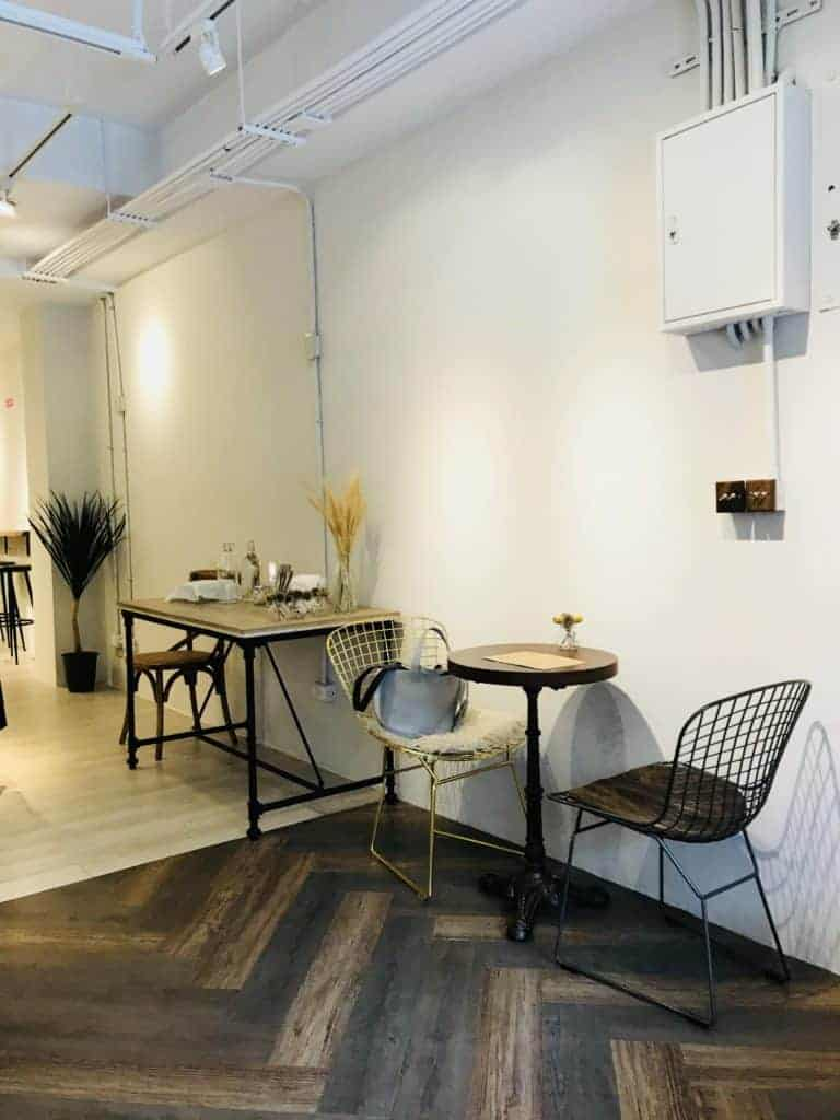 台北行天宮美食-璞家工作室 自製酸種麵包質感咖啡廳 2