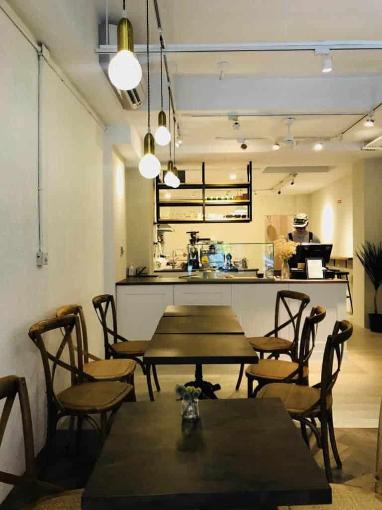 台北行天宮美食-璞家工作室 自製酸種麵包質感咖啡廳 3