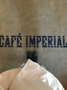 捷克布拉格Cafe Imperial 帝國咖啡館/十大世界最美咖啡館 1