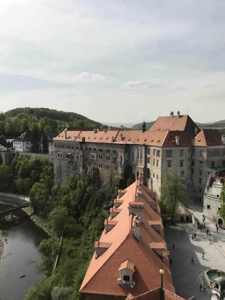 捷克CK小鎮|庫倫洛夫Český Krumlov!景點、交通、住宿分享 9