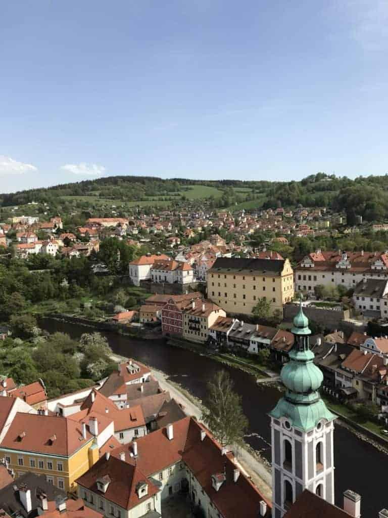 捷克CK小鎮|庫倫洛夫Český Krumlov!景點、交通、住宿分享 8