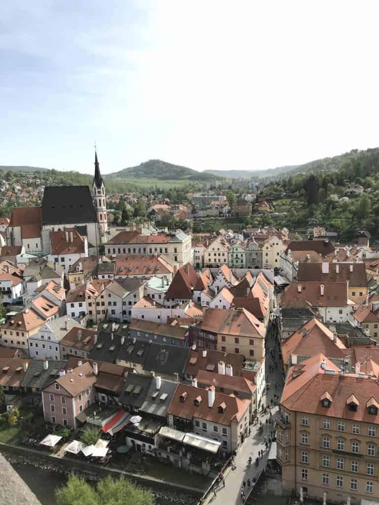 捷克CK小鎮|庫倫洛夫Český Krumlov!景點、交通、住宿分享 7