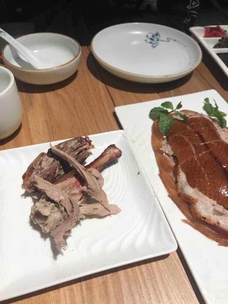 北京烤鴨推薦/四季民福烤鴨 - 北京必吃烤鴨人氣排隊名店 18