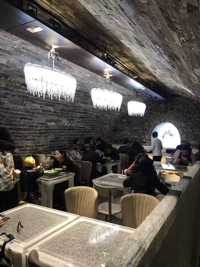 北京自由行/故宮裡的秘境-故宮冰窖餐廳 9