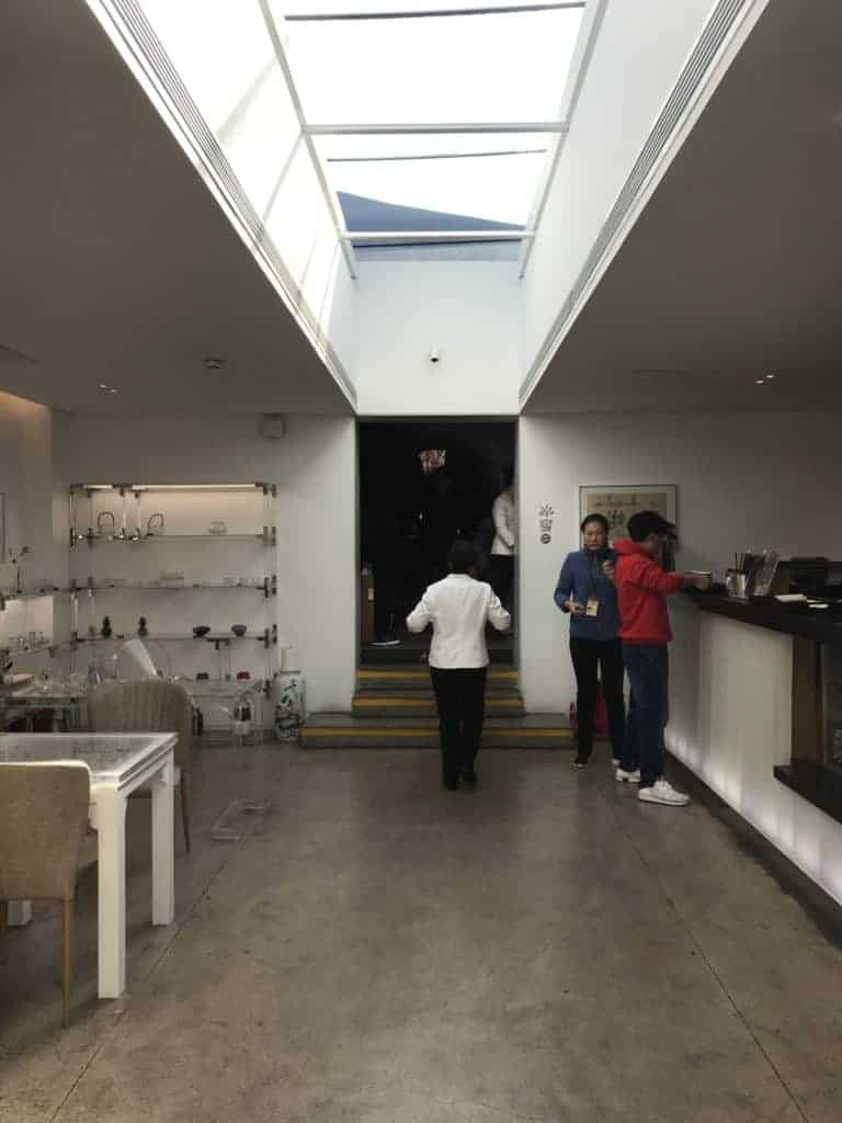 北京自由行/故宮裡的秘境-故宮冰窖餐廳 7