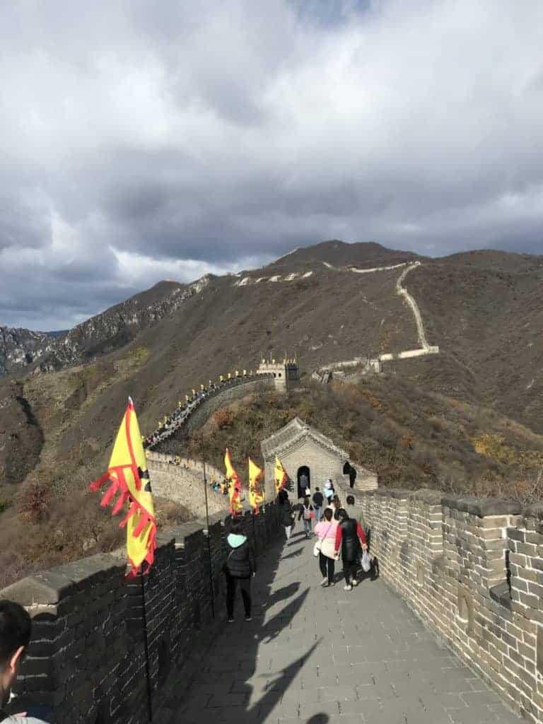 北京自由行/終於登上世界遺產-萬里長城-慕田峪長城自助教學攻略 5