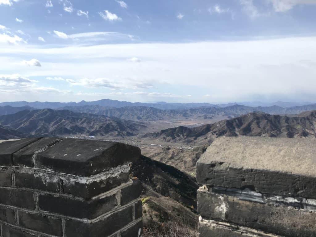 北京自由行/終於登上世界遺產-萬里長城-慕田峪長城自助教學攻略 6