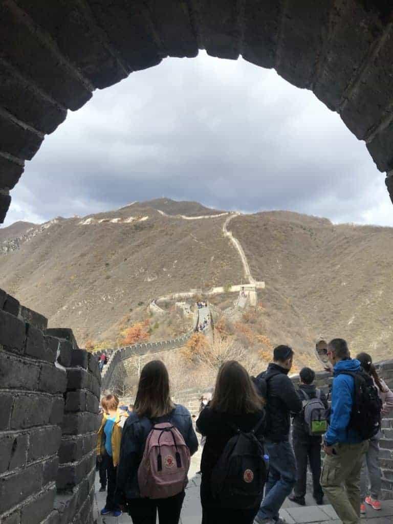 北京自由行/終於登上世界遺產-萬里長城-慕田峪長城自助教學攻略 8