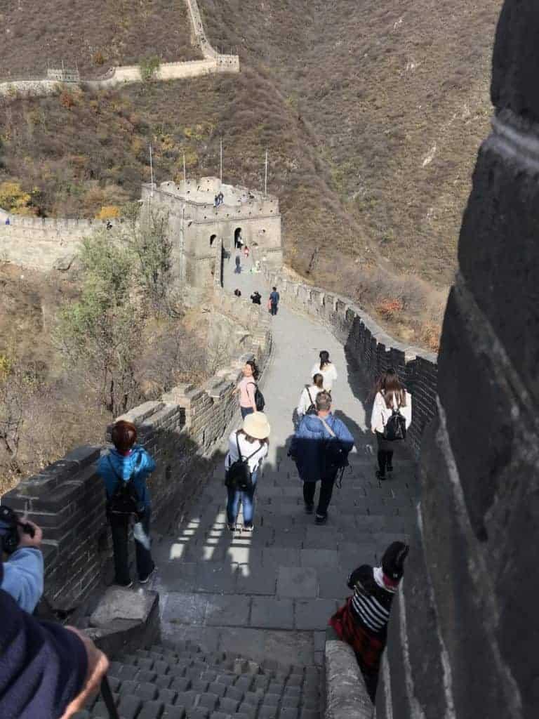 北京自由行/終於登上世界遺產-萬里長城-慕田峪長城自助教學攻略 7