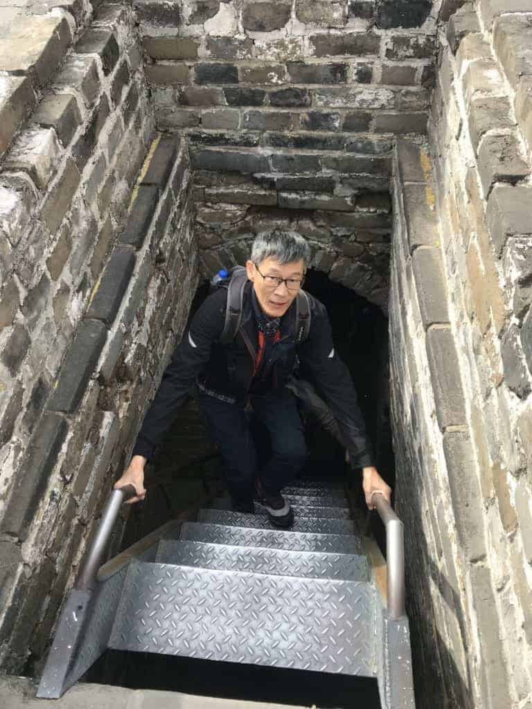 北京自由行/終於登上世界遺產-萬里長城-慕田峪長城自助教學攻略 14