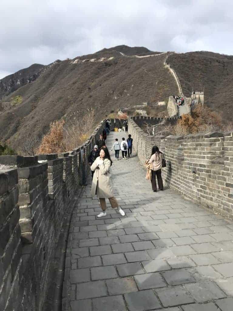 北京自由行/終於登上世界遺產-萬里長城-慕田峪長城自助教學攻略 13