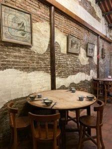 台南美食/ 筑馨居-百年老宅無菜單料理 1