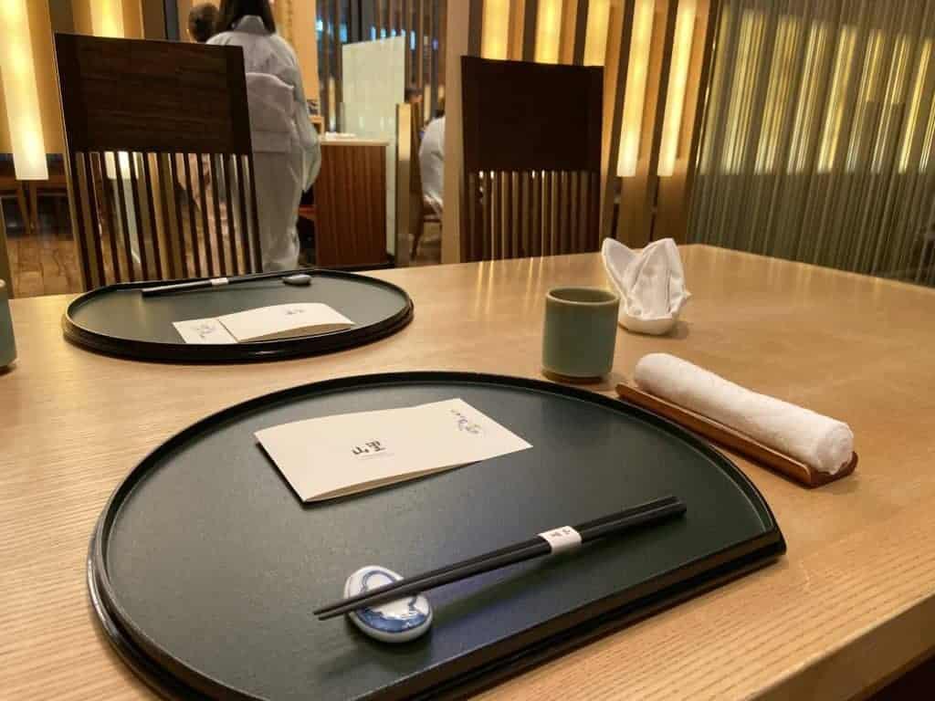 台北捷運中山站美食/大倉久和山里日本料理 21