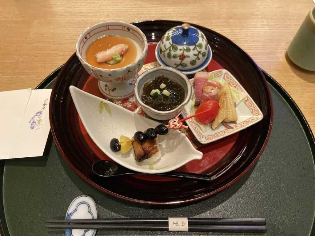 台北捷運中山站美食/大倉久和山里日本料理 5