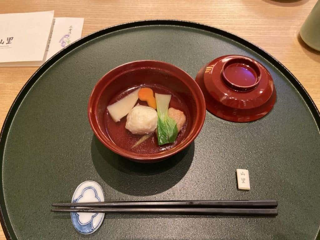台北捷運中山站美食/大倉久和山里日本料理 7