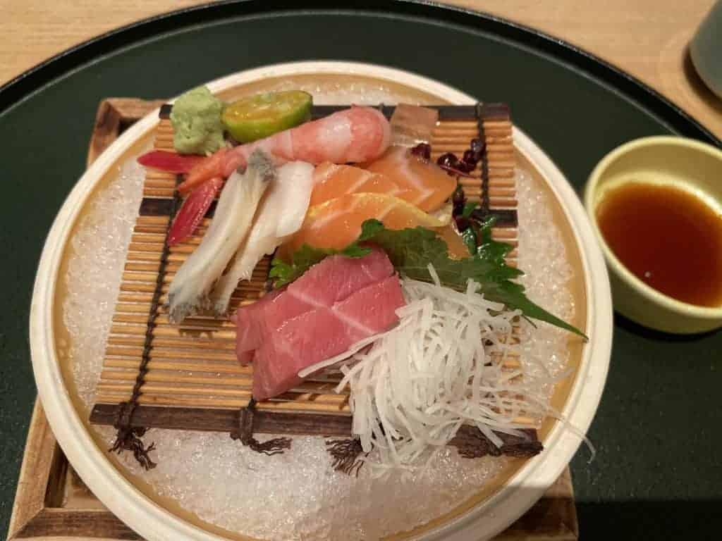 台北捷運中山站美食/大倉久和山里日本料理 9