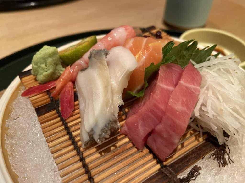 台北捷運中山站美食/大倉久和山里日本料理 10