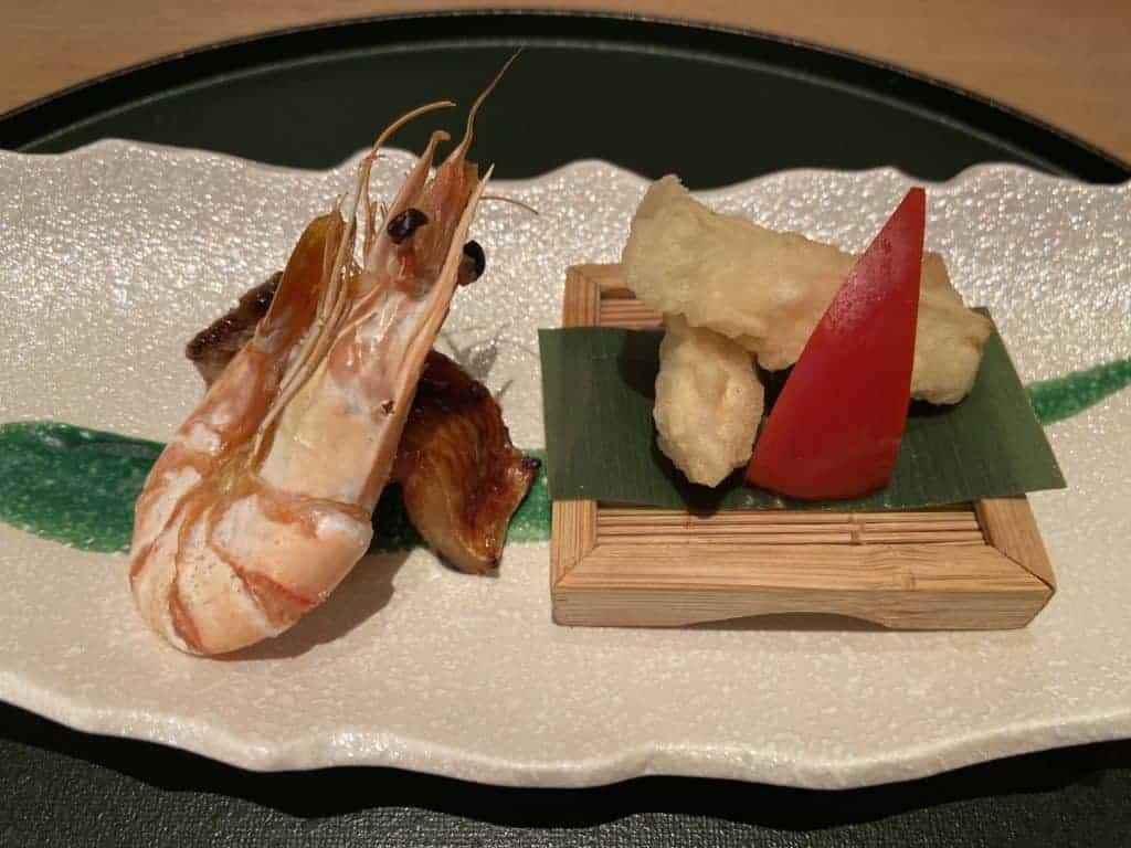 台北捷運中山站美食/大倉久和山里日本料理 12