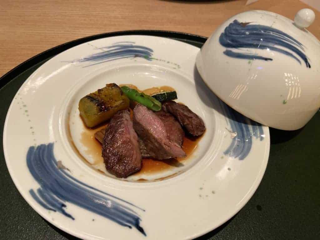 台北捷運中山站美食/大倉久和山里日本料理 14