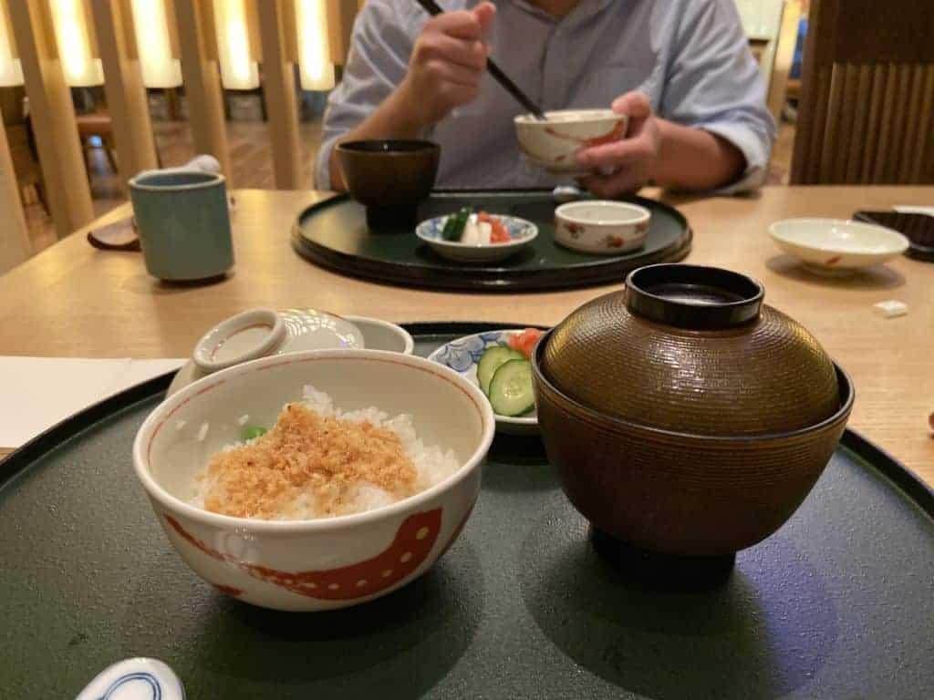 台北捷運中山站美食/大倉久和山里日本料理 17