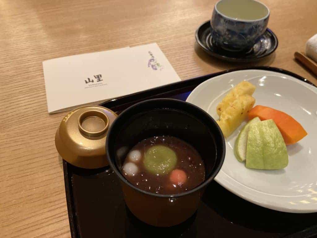 台北捷運中山站美食/大倉久和山里日本料理 19