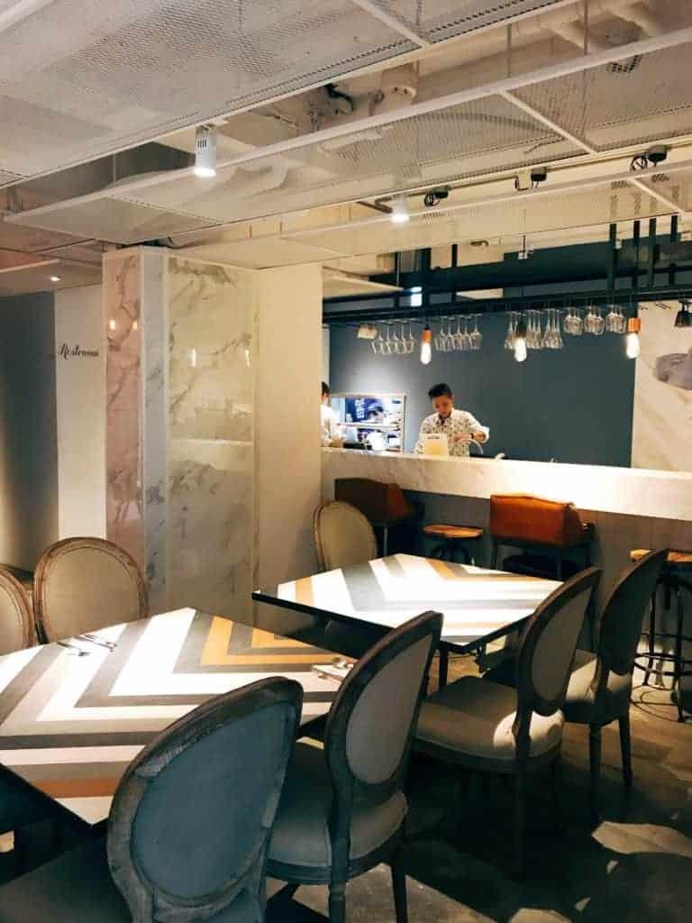 台北美食/September Café 九月咖啡 高級質感咖啡廳 6
