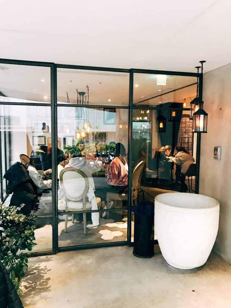 台北美食/September Café 九月咖啡 高級質感咖啡廳 2