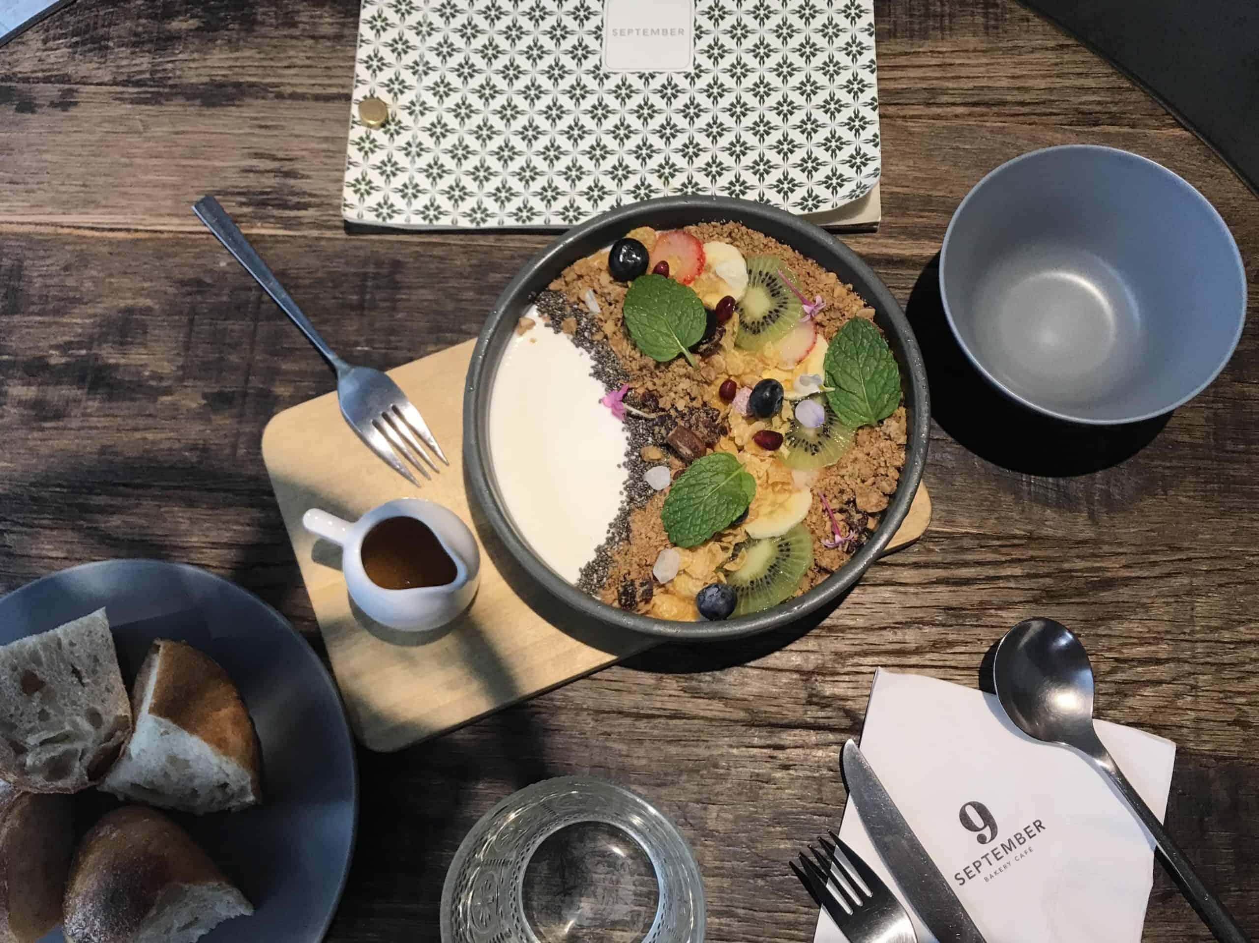 台北美食/September Café 九月咖啡 高級質感咖啡廳 1