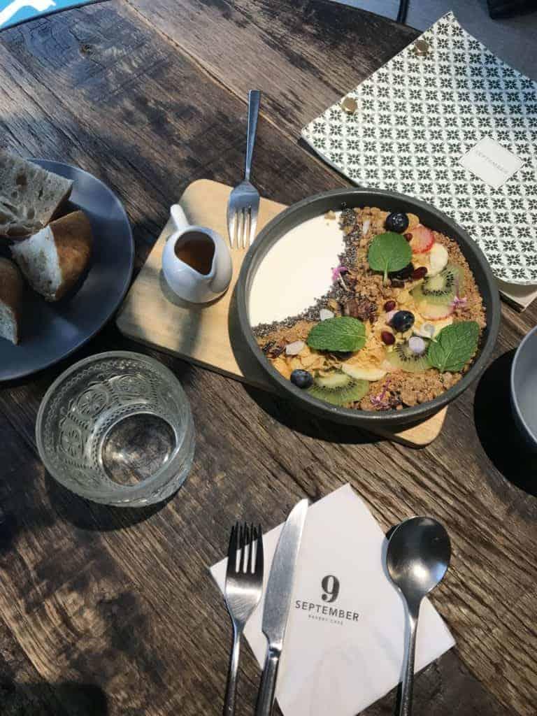 台北美食/September Café 九月咖啡 高級質感咖啡廳 16