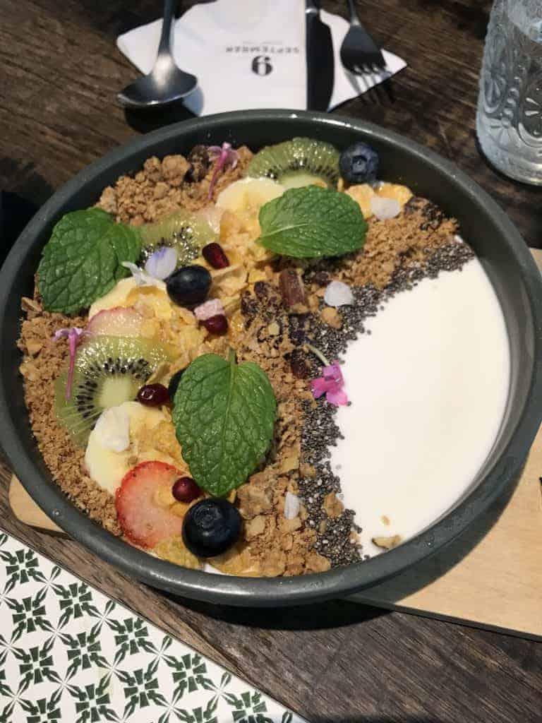 台北美食/September Café 九月咖啡 高級質感咖啡廳 15