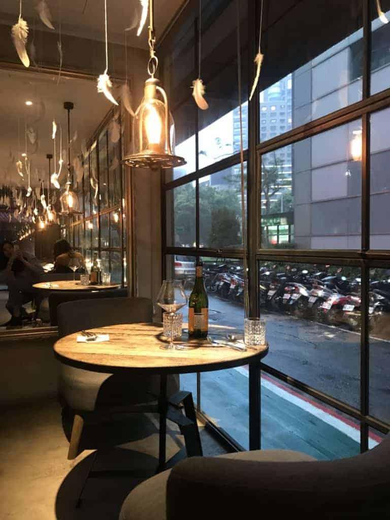 台北美食/September Café 九月咖啡 高級質感咖啡廳 4