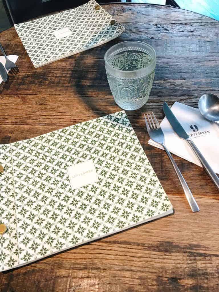 台北美食/September Café 九月咖啡 高級質感咖啡廳 7