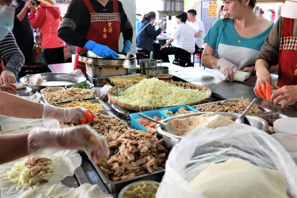 台南美食懶人包/第一次來台南必吃的百大經典美食!國華街、正興街 11