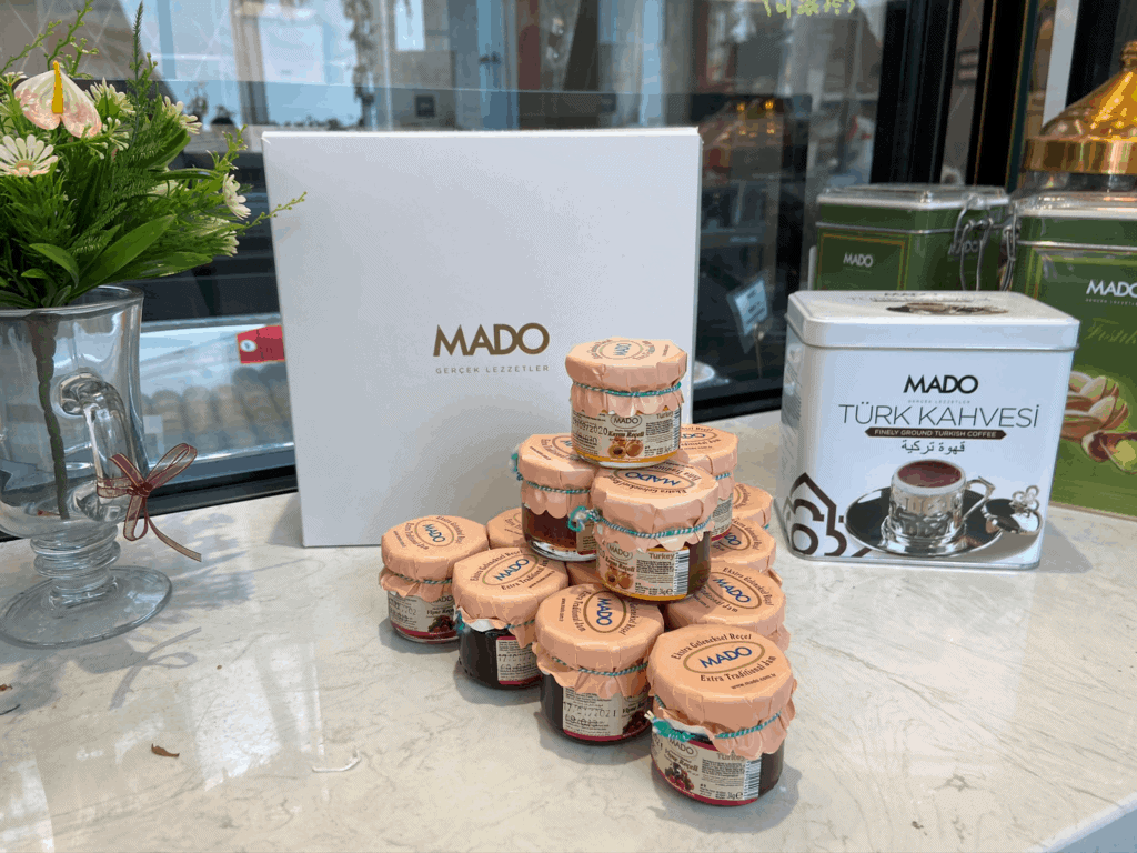 台北南港美食/MADO 南港店土耳其知名連鎖甜點店 11