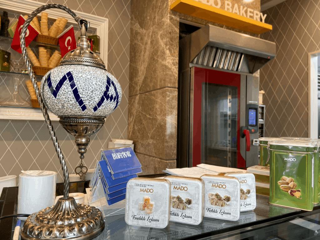 台北南港美食/MADO 南港店土耳其知名連鎖甜點店 10