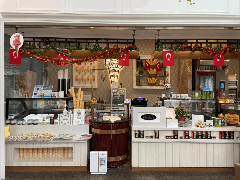 台北南港美食/MADO 南港店土耳其知名連鎖甜點店 4