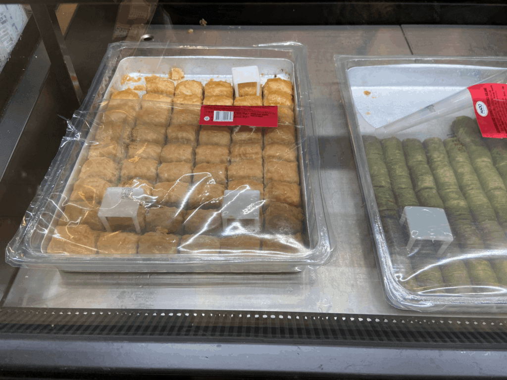 台北南港美食/MADO 南港店土耳其知名連鎖甜點店 9