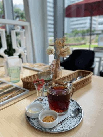 台北南港美食/MADO 南港店土耳其知名連鎖甜點店 20
