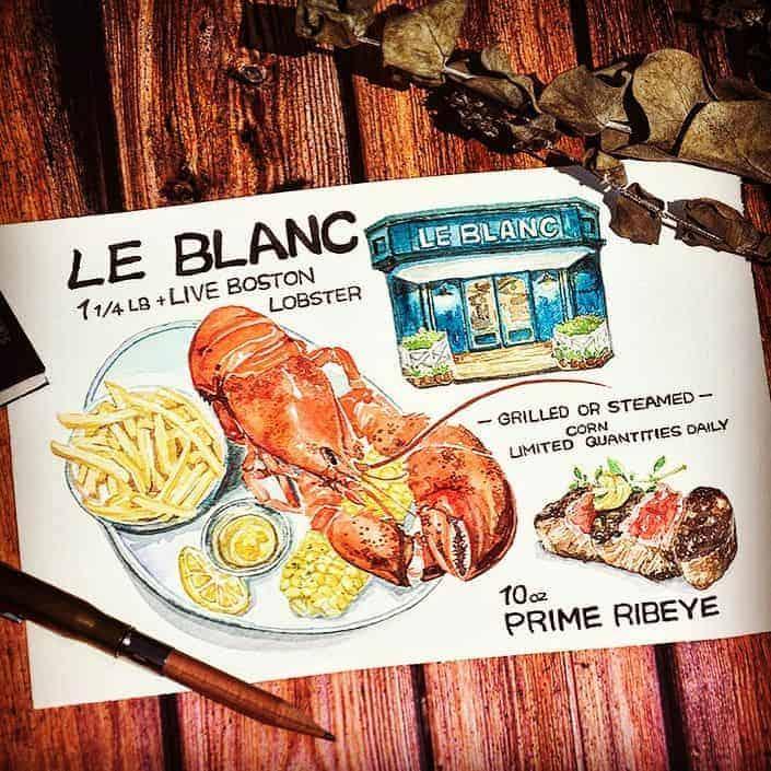 Le Blanc 牛排/波士頓龍蝦餐酒館